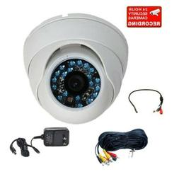 480TVL CCTV Security Camera Day Night Vision Infrared LED In