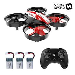 Holy Stone HS210 Mini RC Drone 2.4G 360° Altitude Hold micr