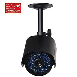 VideoSecu Security Camera Outdoor Weatherproof Day Night Vis