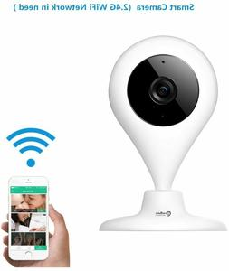 Wireless Security Camera, MiSafes WiFi Baby Pet Video Monito