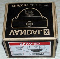 Brand New In Box! Clinton Electronics CE-VX45 Vandal X Dome