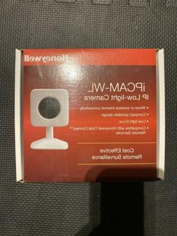 Brand New Honeywell iPCAM-WL Wired/Wireless Indoor Low-Light