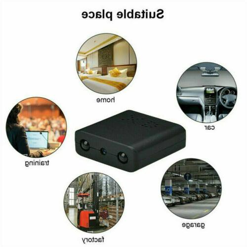 Hidden Spy Mini 1080P Full Charger Motion Detection Loop 32GB
