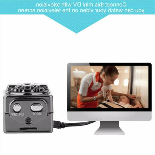 HD Mini Camera Security Vision Motion Detection