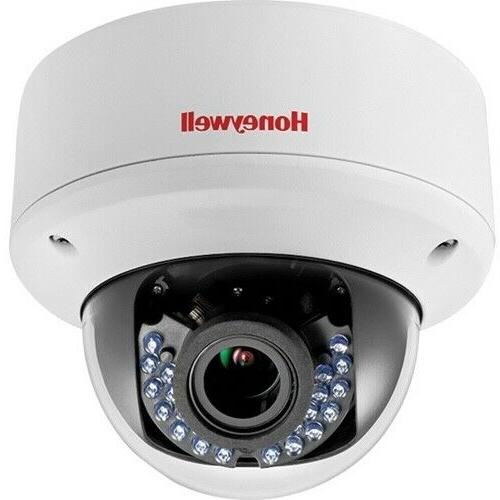 Honeywell HD273XD2 2MP HQA DWDR VF Rugged Dome Camera 1080P