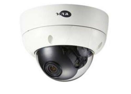 kt and c vandal proof dome camera