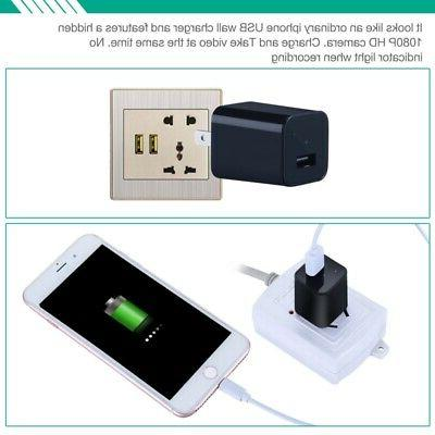 Wall Charger Surveillance