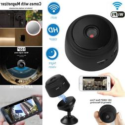 Mini Hidden Spy Camera WiFi Small Wireless Smart security Ca