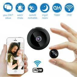 Mini Hidden Spy Camera Wireless Wifi IP HD 1080P DVR Night V