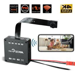Real 4K DIY Wireless Spy Camera Motion Detection 4000mah Nan