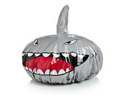 DSstyles Shark Shape Shower Cap for Baby Kids Shower Hat Nov