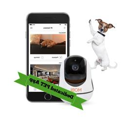 Smart HD WiFi Pet Monitor Camera with Night-Vision with Opti