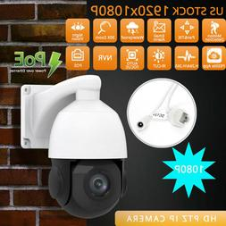 Sony 4.5'' 30X Zoom 1080P 2.0MP Outdoor HD PTZ IP Speed Dome