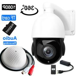 Sony 4.5'' 30X Zoom 1080P 2MP Outdoor HD PTZ IP Speed Dome C