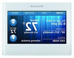 Honeywell TH9320WF5003 Wi-Fi 9000 Color Touch Screen Program